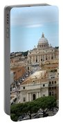 Vatican Rome Portable Battery Charger