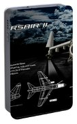 Vaught A-7a Corsair II Portable Battery Charger