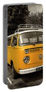 Vdub In Orange  Portable Battery Charger
