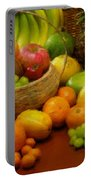 Vegetables And Fruits  Portable Battery Charger