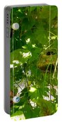 Vegetables Plant For Urban Life 1 Portable Battery Charger