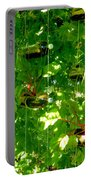Vegetables Plant For Urban Life 2 Portable Battery Charger
