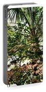 Vegetation Takeover Portable Battery Charger