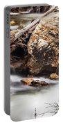 Velvet Falls - Rocky Mountain Stream Portable Battery Charger