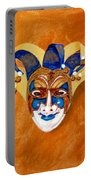Venetian Mask 2 Portable Battery Charger