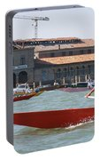 Venetian Rowing Racers Portable Battery Charger