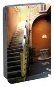 Venetian Stairway Portable Battery Charger