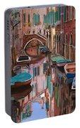 Venezia A Colori Portable Battery Charger