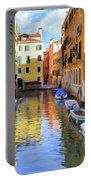 Venice Alleyway 2 Portable Battery Charger