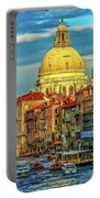 Venice Basilica Portable Battery Charger