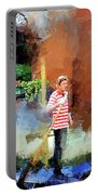 Venice Boat Rider Portable Battery Charger