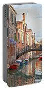 Venice Bridge Crossing 5 Portable Battery Charger