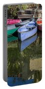 Venice Canal Reflections Portable Battery Charger
