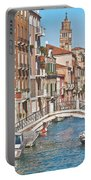Venice Canaletto Bridging Portable Battery Charger