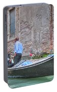 Venice Channels Portable Battery Charger