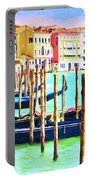 Venice Gondolas Portable Battery Charger