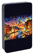 Venice - Grand Canal Portable Battery Charger