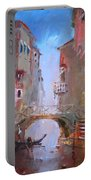 Venice Impression Portable Battery Charger
