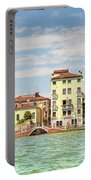Venice In Summer  Portable Battery Charger