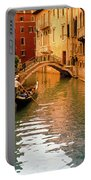 Venice ,italy. Portable Battery Charger