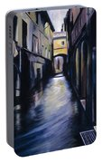 Venice Portable Battery Charger by James Christopher Hill