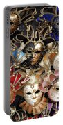 Venice Masks Portable Battery Charger