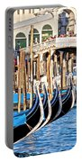 Venice Sunny Rialto Bridge Portable Battery Charger