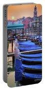 Venice Sunrise Portable Battery Charger