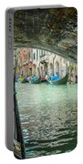 Venice Troll Portable Battery Charger