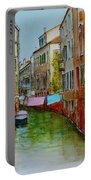Venice Washing Day Portable Battery Charger