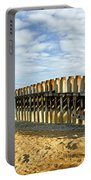 Ventnor Beach Groyne Portable Battery Charger