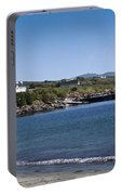 Ventry Beach And Harbor Ireland Portable Battery Charger