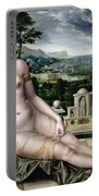 Venus Of Cythera Portable Battery Charger