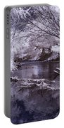 Verde Spring Reflections Portable Battery Charger