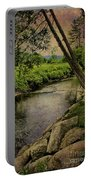 Vermont And Rural Beauty Portable Battery Charger