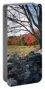 Vermont Autumn Portable Battery Charger