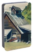 Vermont Sugar House Portable Battery Charger