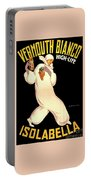 Vermouth Bianco Portable Battery Charger