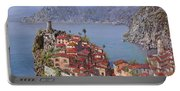 Vernazza-cinque Terre Portable Battery Charger