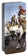 Vernet: Arabs, 1843 Portable Battery Charger