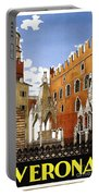 Verona Italy Portable Battery Charger