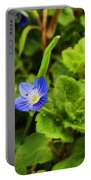 Veronica Speedwell Portable Battery Charger