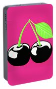 Very Cherry Portable Battery Charger