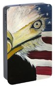 Veteran's Day Eagle Portable Battery Charger