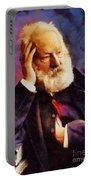 Victor Hugo, Literary Legend Portable Battery Charger