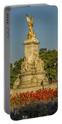 Victoria Memorial, London. Portable Battery Charger
