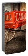 Victorian Cart Portable Battery Charger by Adrian Evans