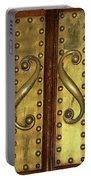 Victorian Door Pulls Portable Battery Charger