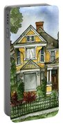 Victorian In The Avenues Portable Battery Charger