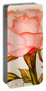 Victorian Rose  Portable Battery Charger